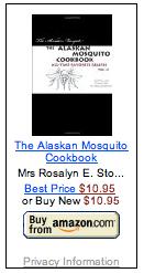 MosquitoCookbook